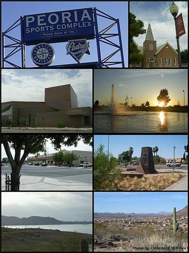 Know All About Peoria, Arizona